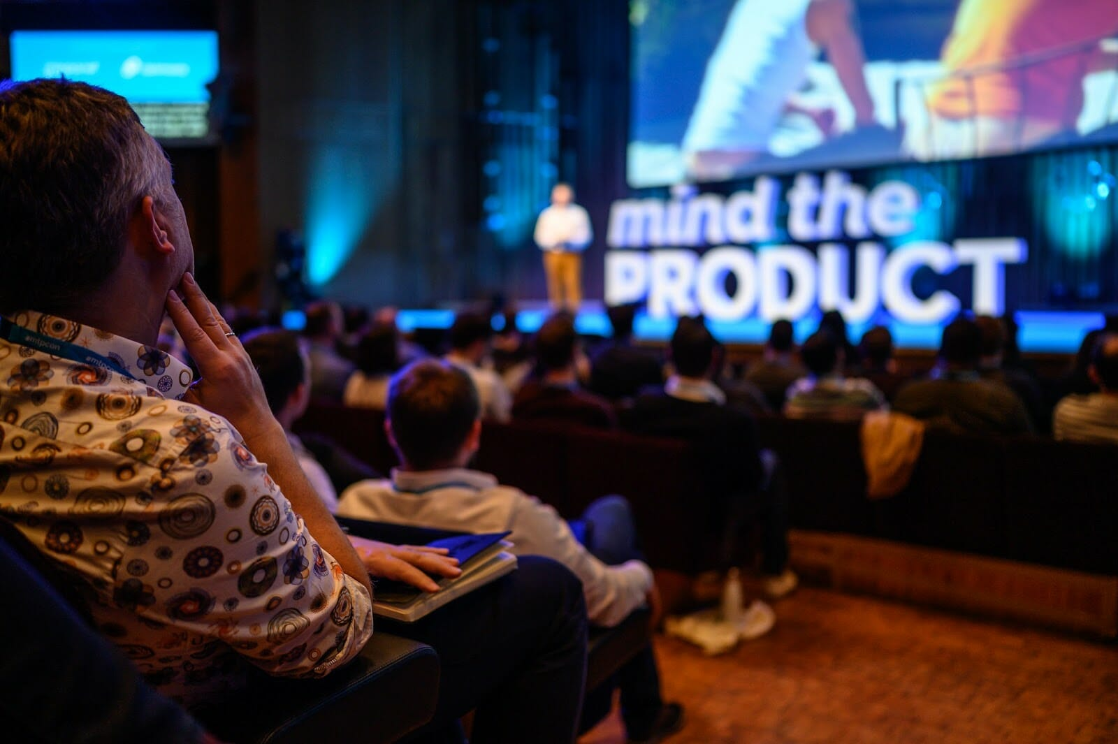 The audience at mtpcon London